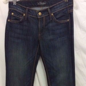 James Jeans 24 Blue Dark Wash Limited Edition
